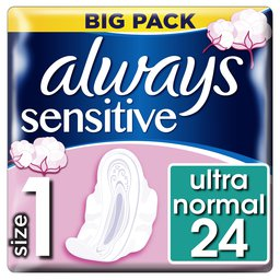 Serviettes | Sensitive | Ultra Night | Value Pack