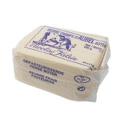 Beurre champs d'Aubel   Zachte boter