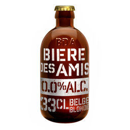 Bière blonde | 0% alc