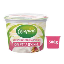 Fromage fraise |  0% M.G.