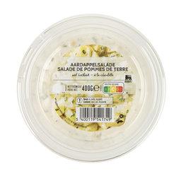 Aardappelsalade bieslook