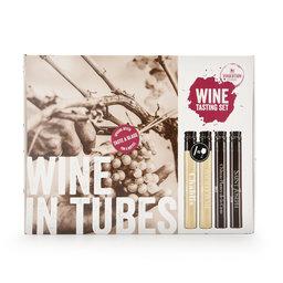 Tasting kit wijnkelder