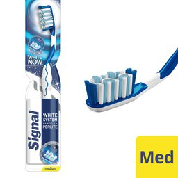 Brosse à dents | White now | Medium