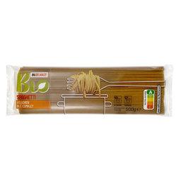 Pasta   Spaghetti   Volkoren   Bio