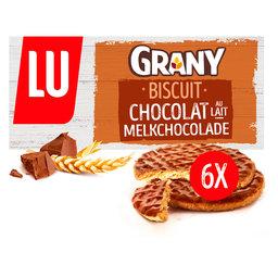 Koekjes | Granen | Melkchocolade