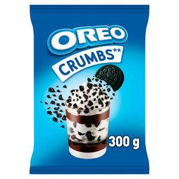 Topping   Oreo crumbs