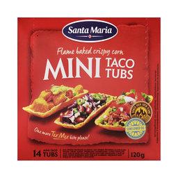 Taco Tubs | Mini