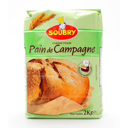 Farine | Pain Campagne