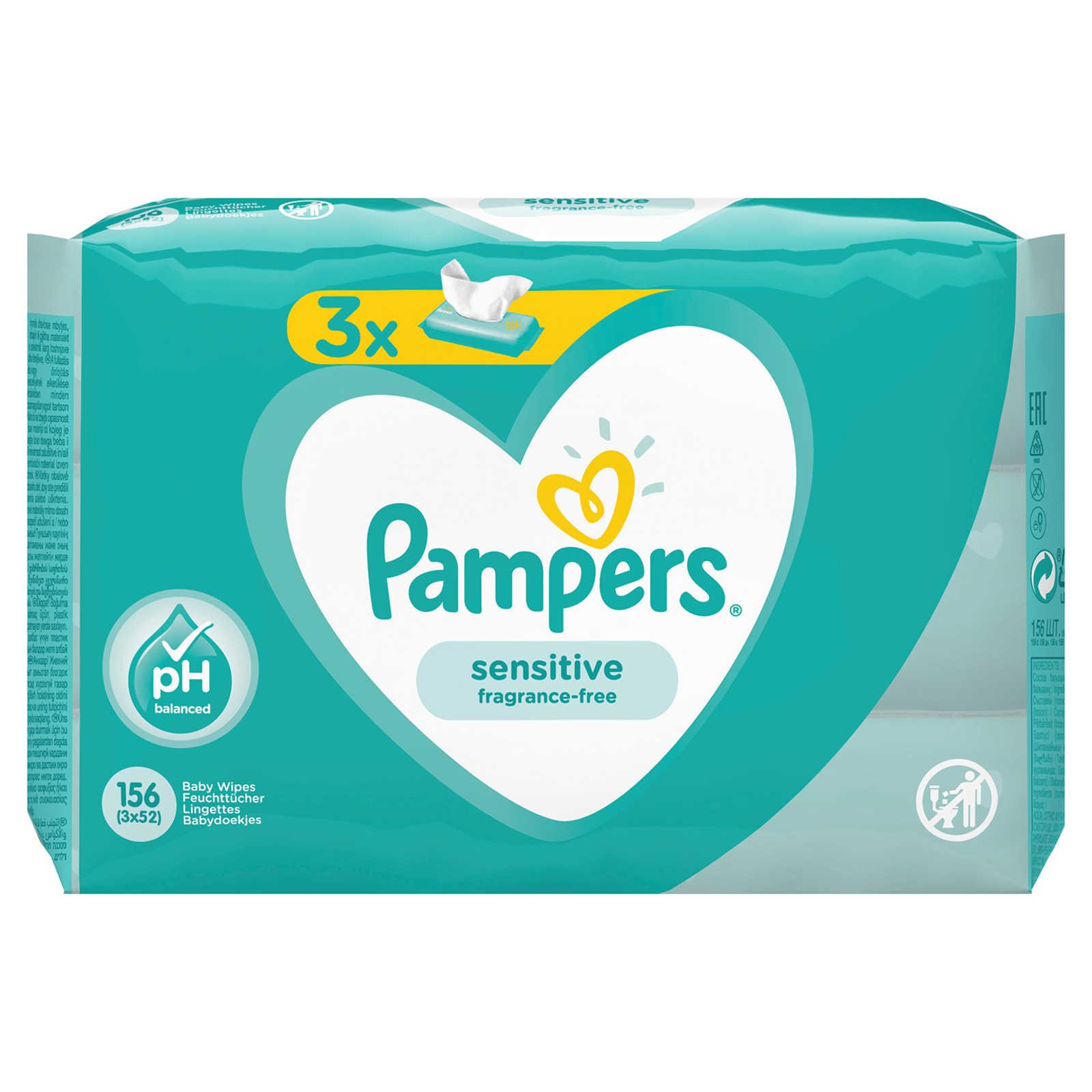 Pampers-Sensitive
