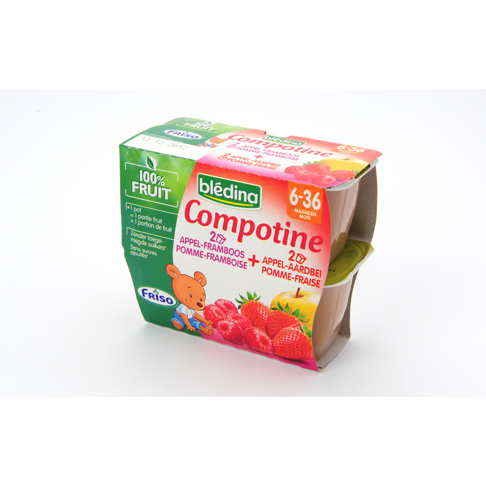 Blédina / Friso-Compotine