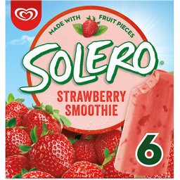 Solero Strawberry Smoothie