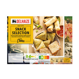 China | Snack | Select | 8x245g