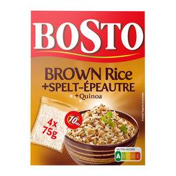 Rijst | Mix | Spelt | Kookbuiltje