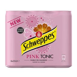 Tonic | Pink | 6X33cl