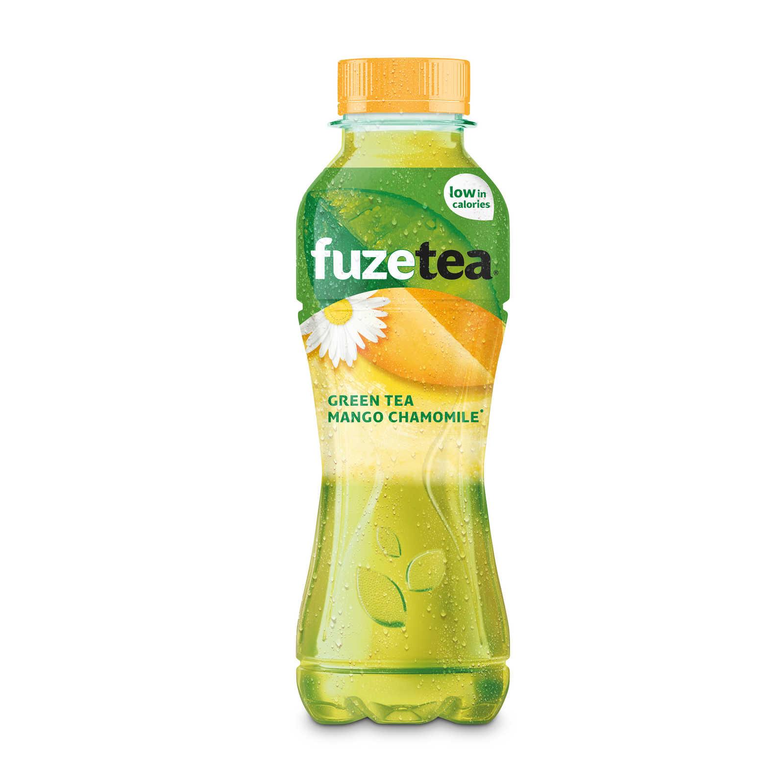 Fuze Tea-Green Tea