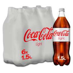 Cola   Light   PET