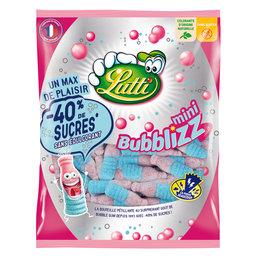 Bonbons  Mini Bubblizz | -40% de sucre