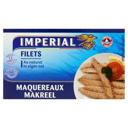 Makreel | Filets | Eigen nat