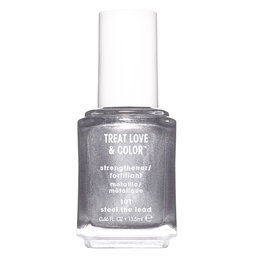 Soins Ongles Colorés | Treat Love & Color Metallics | 158 Steel the Lead