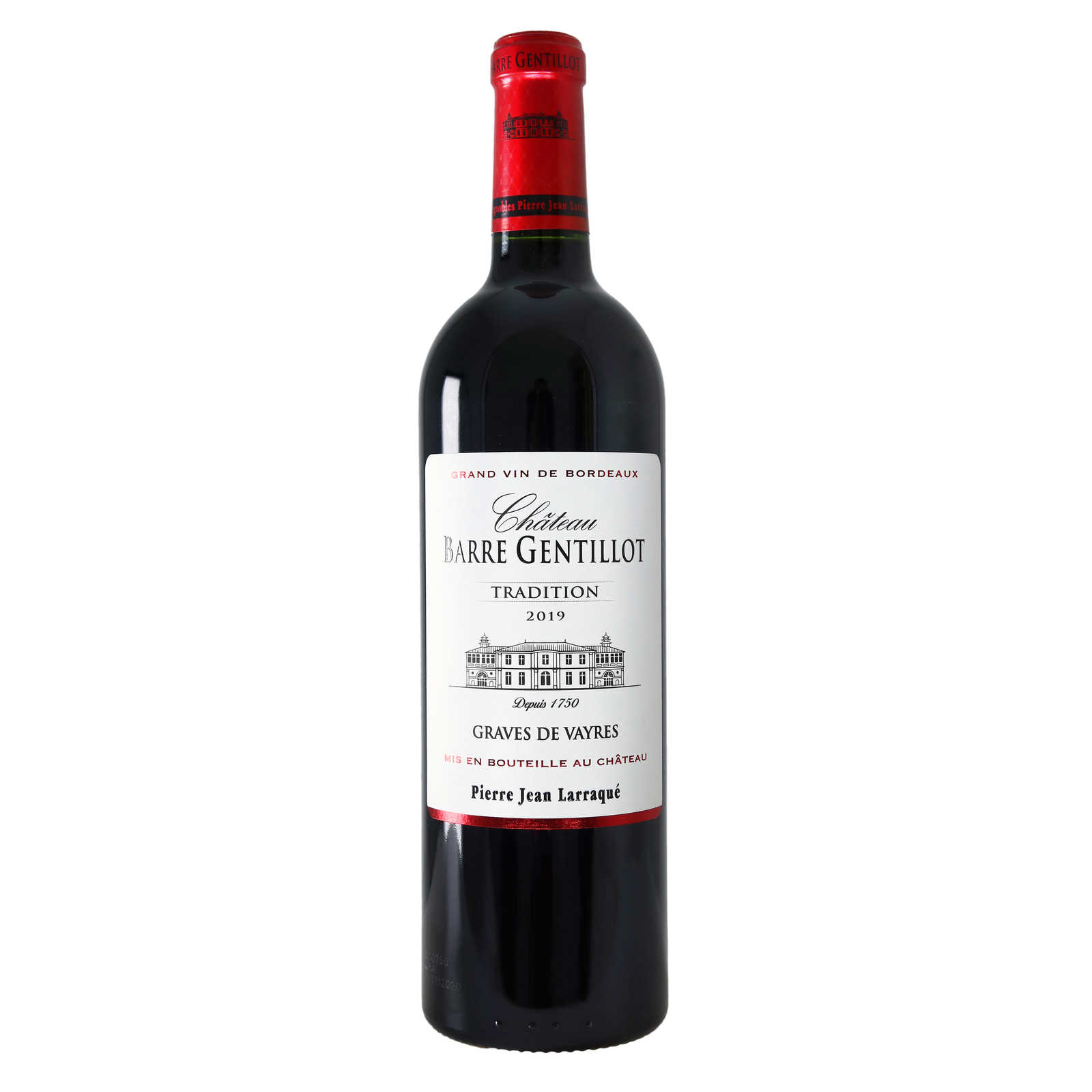 France - Frankrijk-Bordeaux - Graves