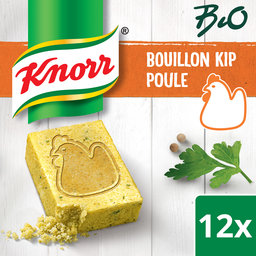 Bio Bouillon   Kip   12 stuks 120 g