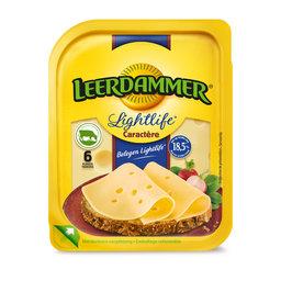 Kaas|Leerdammer|Caractère|Light|Sneden
