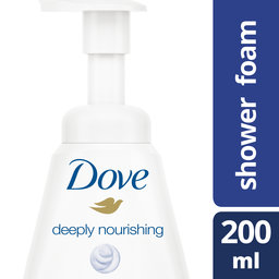Shower foam | Deep nourish