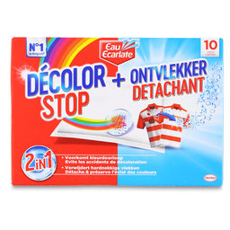 Décolor stop | Détacheur | 2 in 1