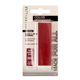 Lipstick | Color Sensational | Made for All | 388 Plum for Me