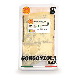 Schimmelkaas   Gorgonzola   AOC   Blok