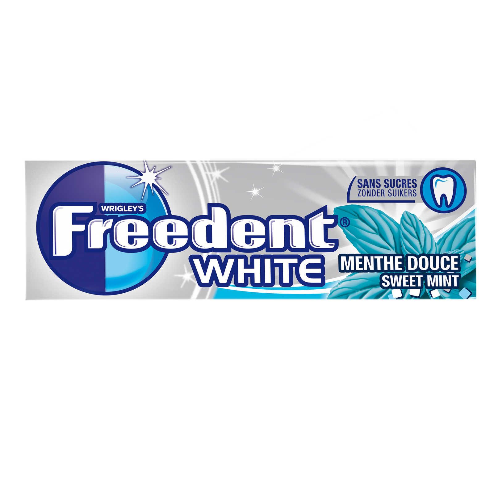 Freedent-White