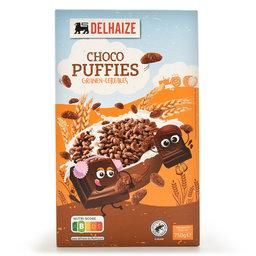 Ontbijtgranen   Choco Puffies