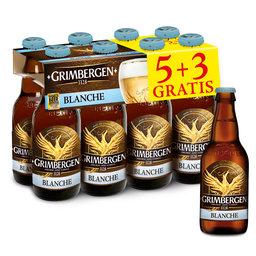 Grimbergen   Abdijbier   Wit   6%   5+3