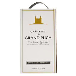 Château Grand Puch Rouge