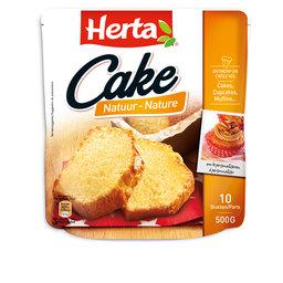 HERTA   Cake Nature   Pâte à Gateau prête à l'emploi  500g