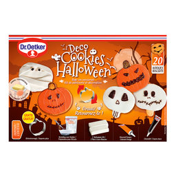 Bereiding | Deco cookies Halloween