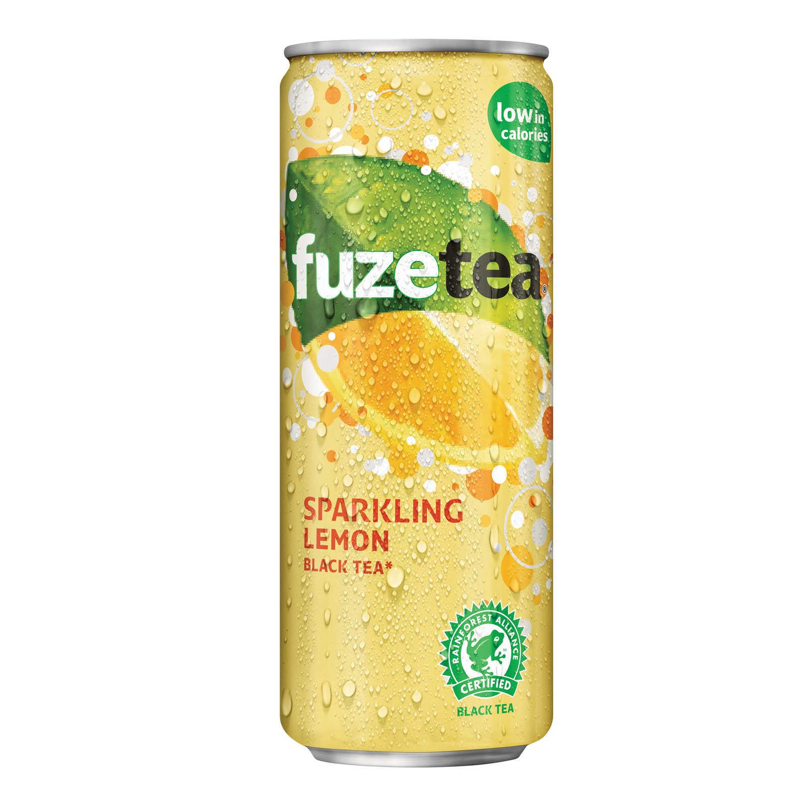 Fuze Tea-Black Tea