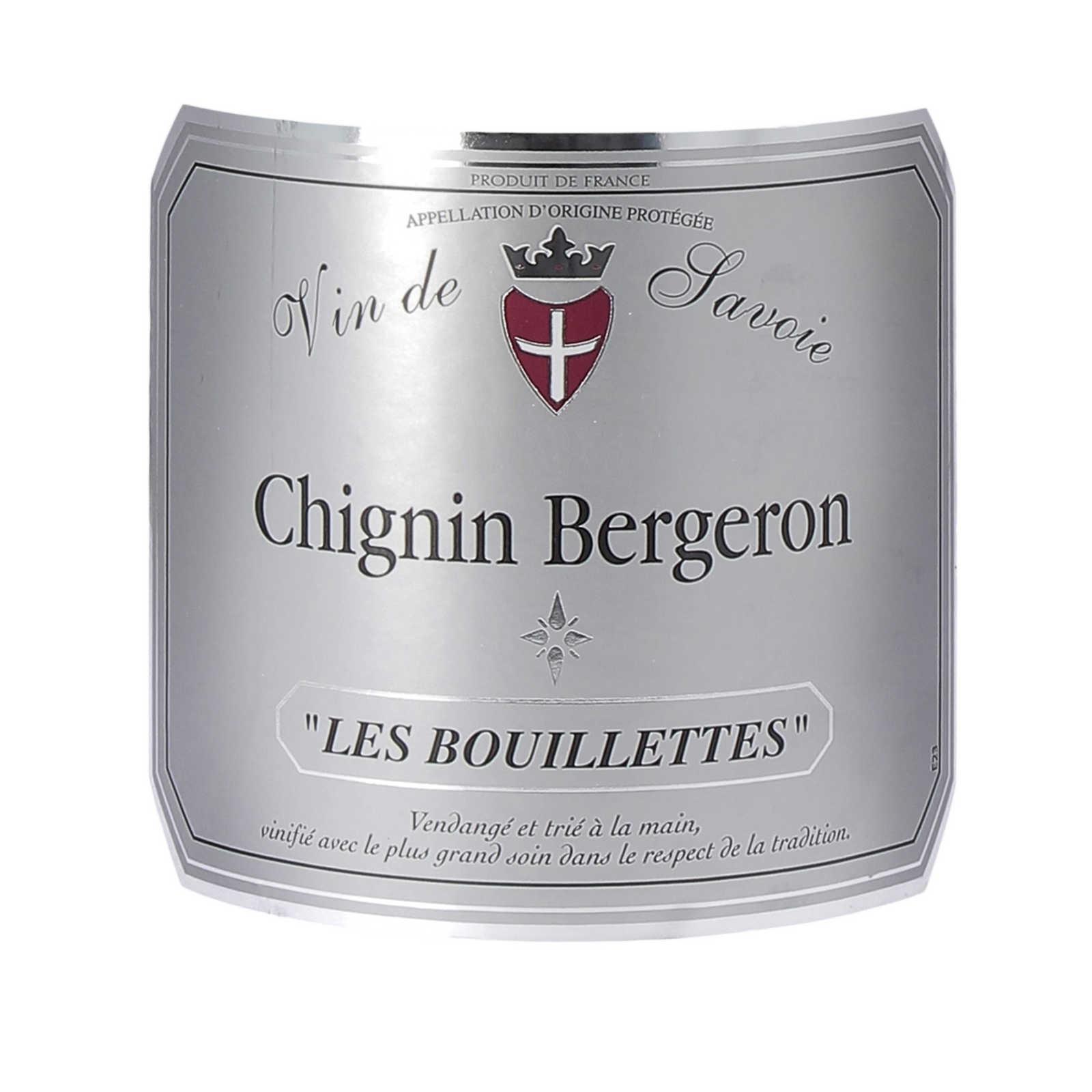 France - Frankrijk-Savoie - Chignin Bergeron
