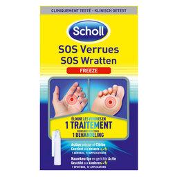 SCHOLL| Behandeling Wratten