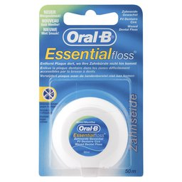 Floss | Essential | Anti-plaque | Munt