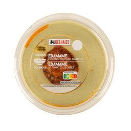 Hummus | Edamame | Tomaten