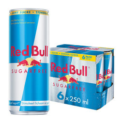Energy drink   Cannette