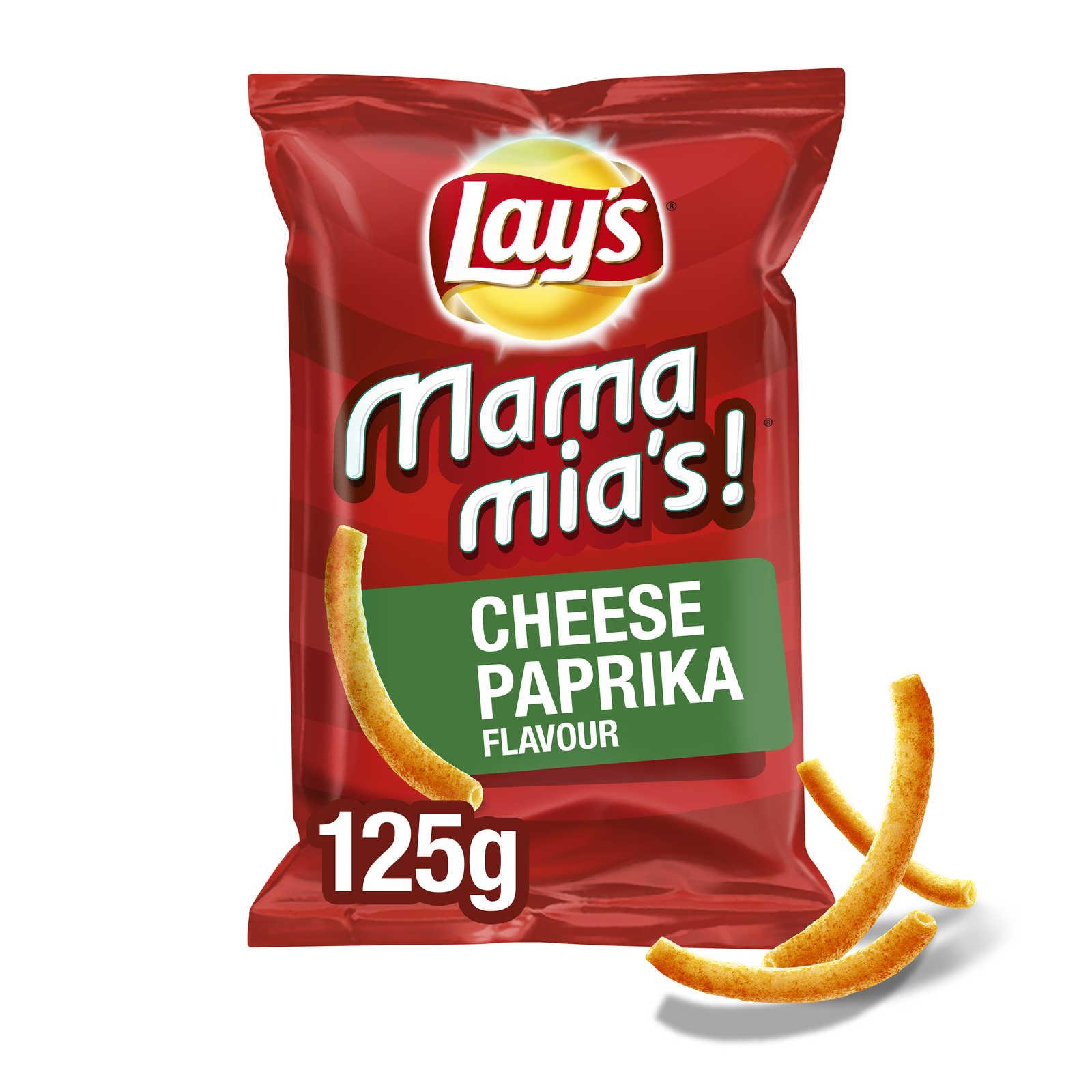 Lay's-Mama Mia's