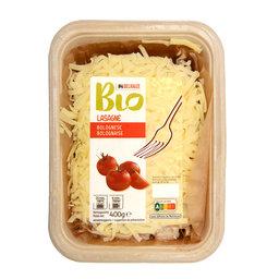 Lasagne   Bolognaise   Bio