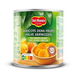 Abrikozen   Half   Lichte siroop   Blik