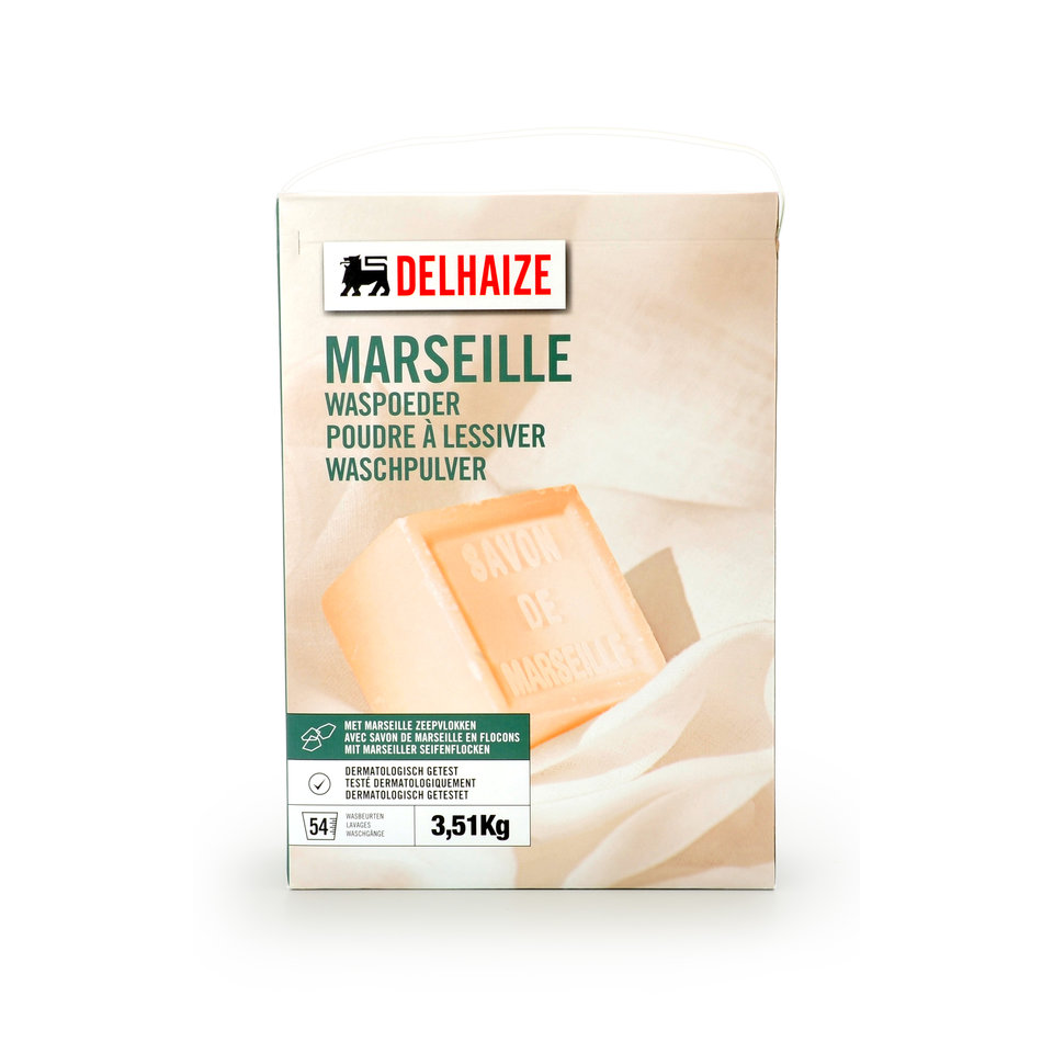 savon de marseille washing powder