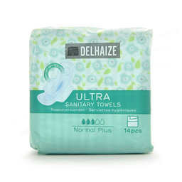 Serviette hygiéniques | Ultra normal+