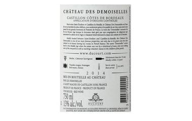 France - Frankrijk-Castillon Côtes de Bordeaux