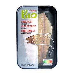 Filet de truite | fumée | Bio | Eco