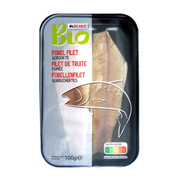 Gerookte forelfilet   Bio   Eco